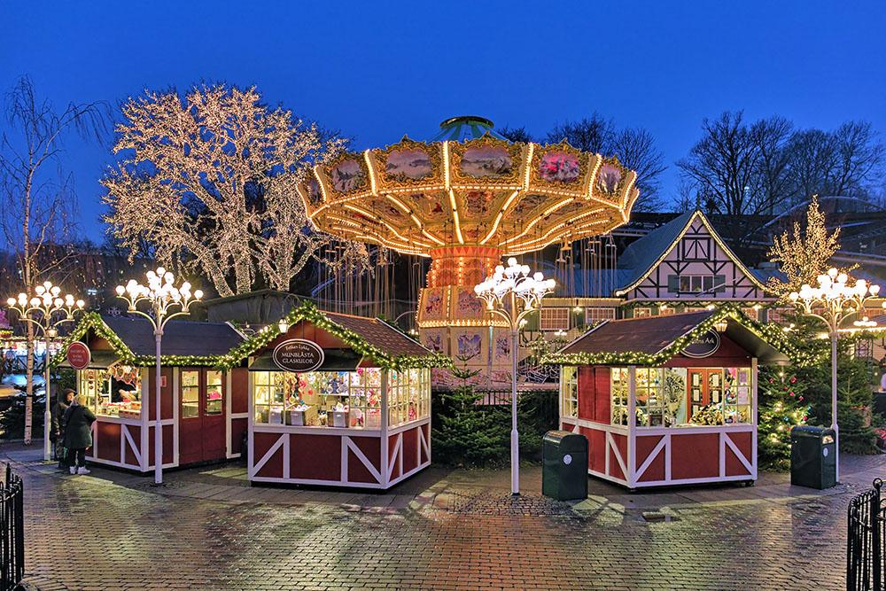 Julweekend i Göteborg