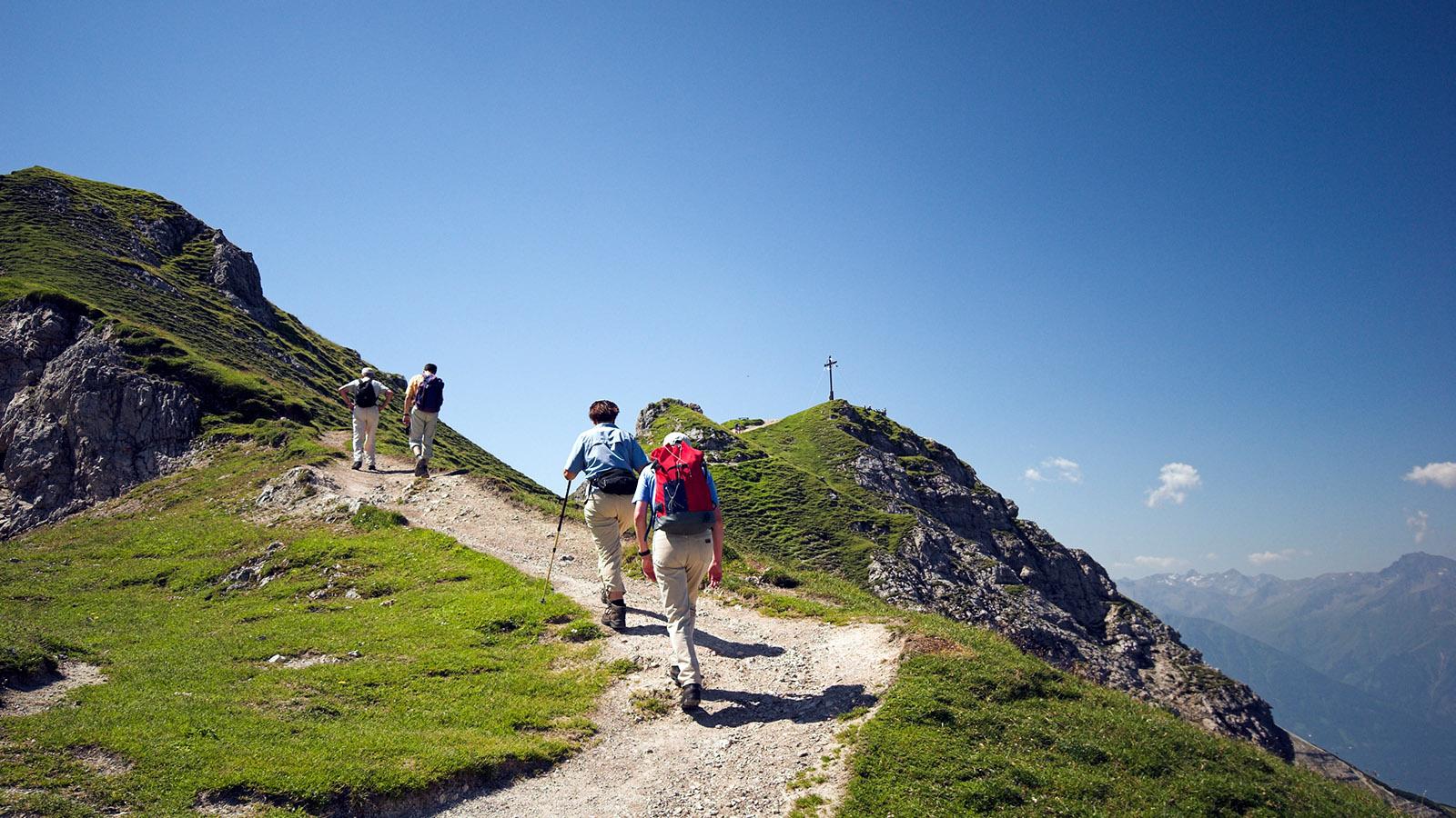 Må-bra-resa till Leutasch i Tyrolen