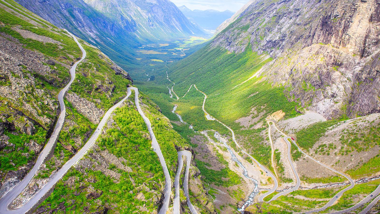 Norska Höjdpunkter