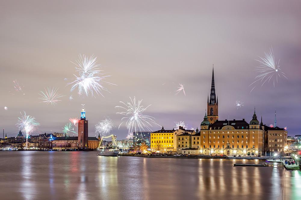 Nyårsresa till Stockholm & Skansen