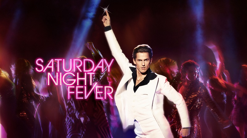 Saturday Night Fever Stockholm 2 dagar