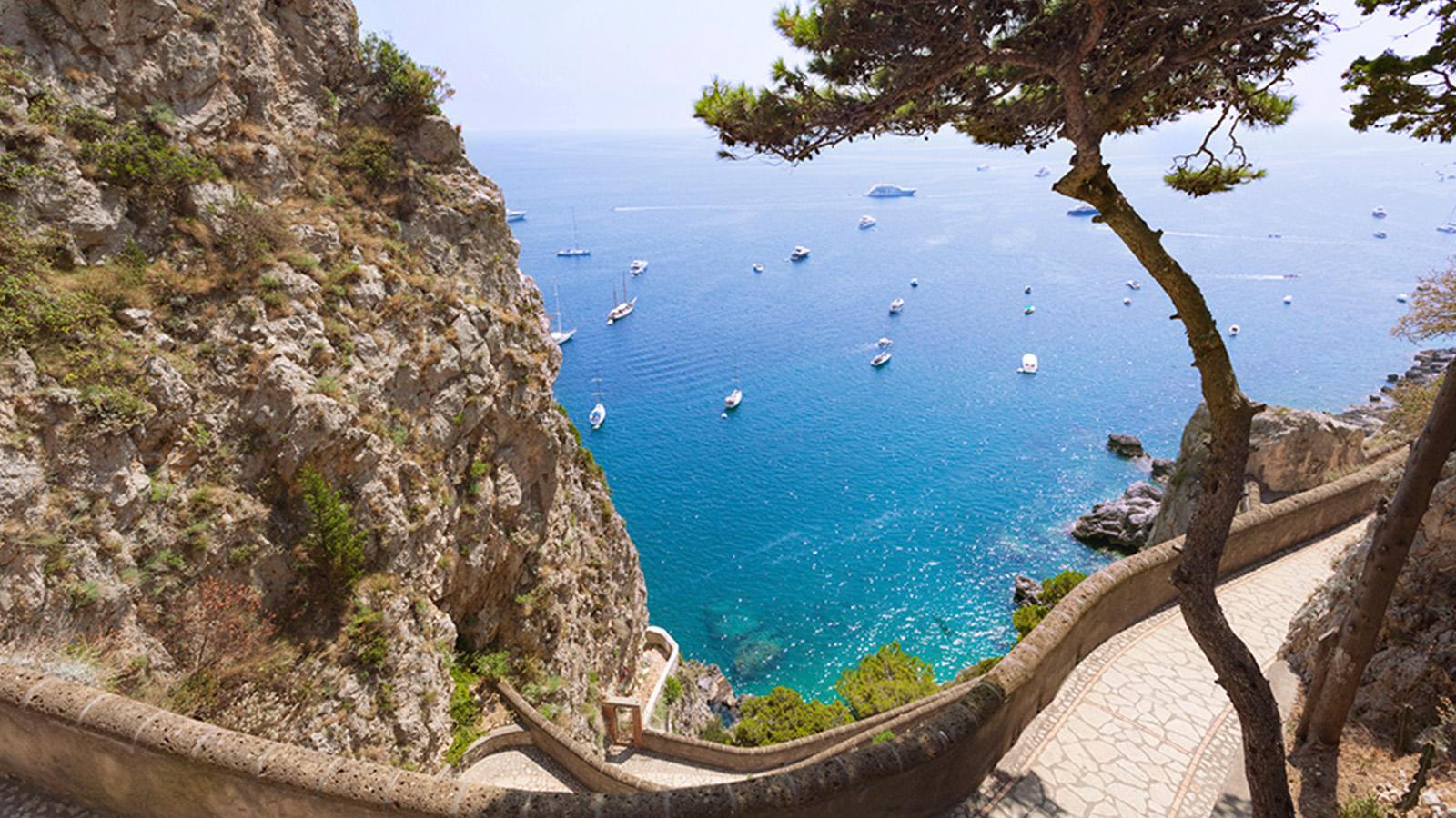 Sorrento - Capri - Rom