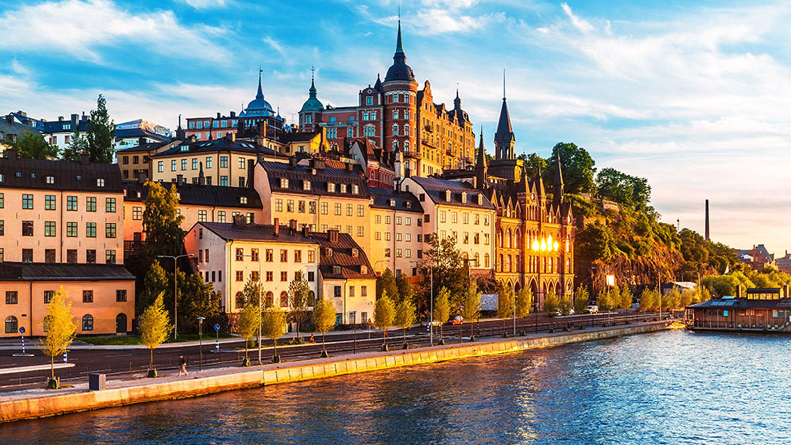 Stockholm levererar