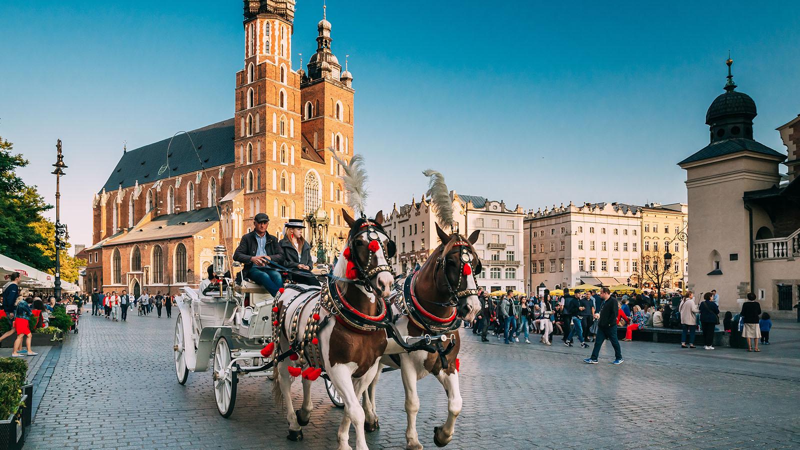 Warszawa - Krakow